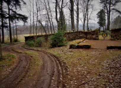 Židovský hřbitov Kamenice nad Lipou_1