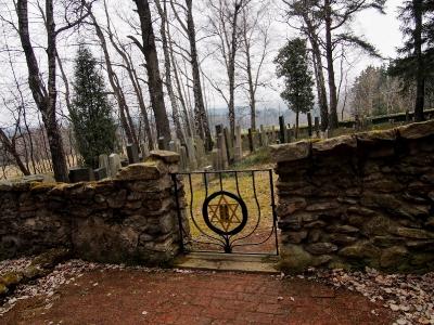 Židovský hřbitov Kamenice nad Lipou_2