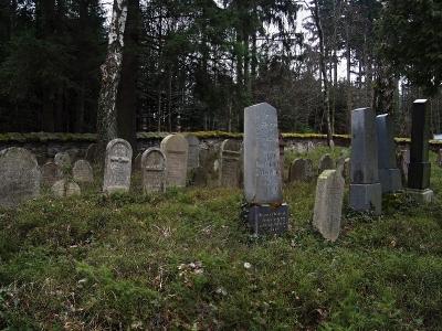 Židovský hřbitov Kamenice nad Lipou_8