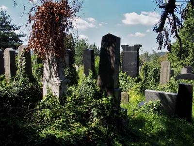 Židovský hřbitov Klatovy