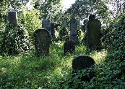Židovský hřbitov Klatovy_3