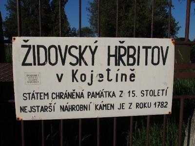 Židovský hřbitov Kojetín_2