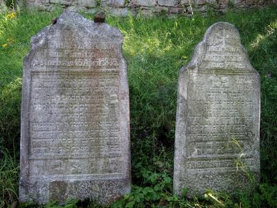 Židovský hřbitov Kolínec