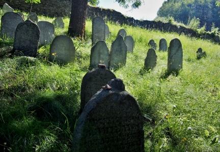 Židovský hřbitov Kolínec_4