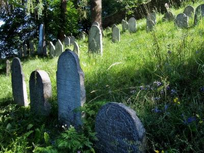 Židovský hřbitov Kolínec_5