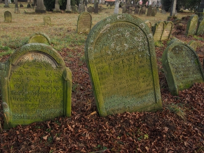 Židovský hřbitov Loštice - 2