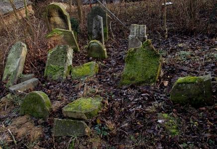 Židovský hřbitov Loštice_6