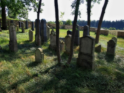 Židovský hřbitov Prostiboř