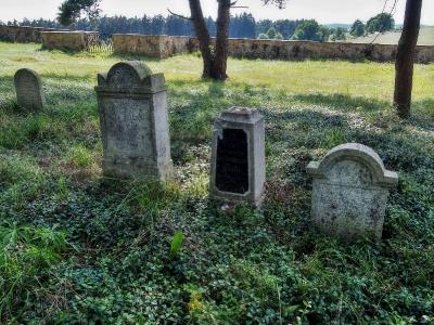 Židovský hřbitov Prostiboř_5