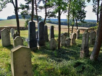 Židovský hřbitov Prostiboř_8
