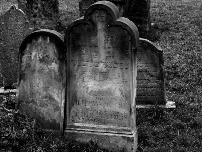 Židovský hřbitov Tovačov_5