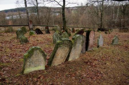 Židovský hřbitov Trhový Štěpánov_6
