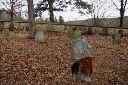 Židovský hřbitov Trhový Štěpánov_7