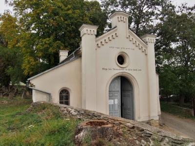 Židovský hřbitov Úsov_2