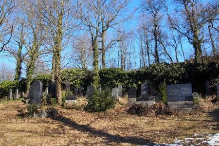 Židovský hřbitov v Kosově Hoře_13