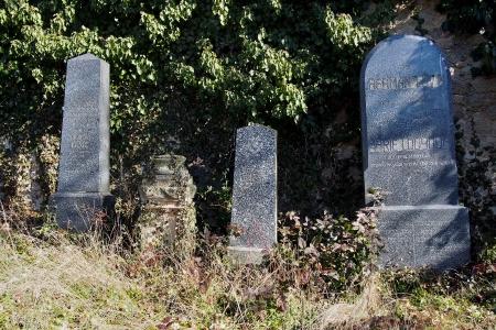 Židovský hřbitov v Kosově Hoře_15