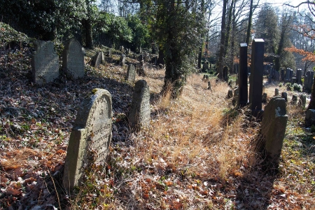 Židovský hřbitov v Kosově Hoře_16