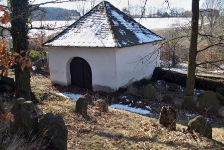 Židovský hřbitov v Kosově Hoře_17