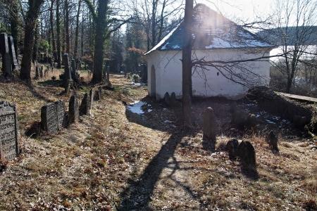 Židovský hřbitov v Kosově Hoře_18