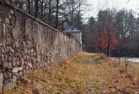 Židovský hřbitov v Kosově Hoře_1