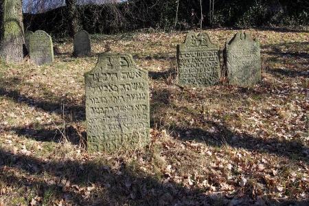 Židovský hřbitov v Kosově Hoře_26