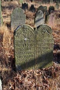 Židovský hřbitov v Kosově Hoře_39
