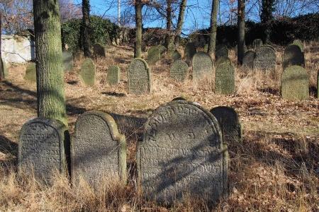 Židovský hřbitov v Kosově Hoře_40