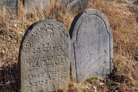 Židovský hřbitov v Kosově Hoře_44