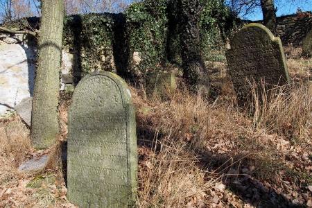 Židovský hřbitov v Kosově Hoře_48
