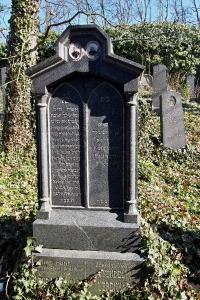 Židovský hřbitov v Kosově Hoře_56