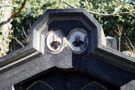 Židovský hřbitov v Kosově Hoře_57
