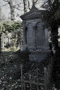 Židovský hřbitov v Kosově Hoře_62