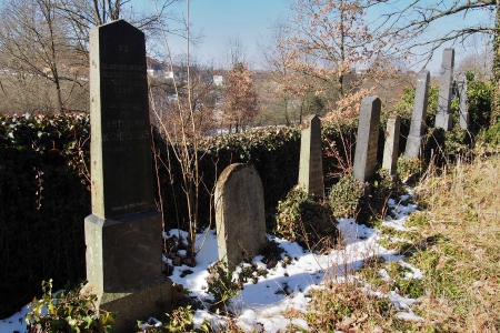 Židovský hřbitov v Kosově Hoře_65