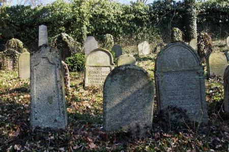 Židovský hřbitov v Kosově Hoře_67