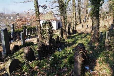 Židovský hřbitov v Kosově Hoře_72