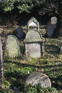 Židovský hřbitov v Kosově Hoře_87