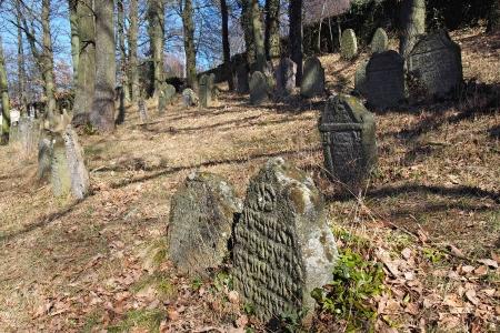 Židovský hřbitov v Kosově Hoře_92
