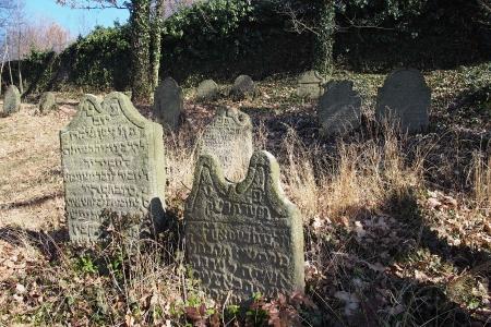Židovský hřbitov v Kosově Hoře_94