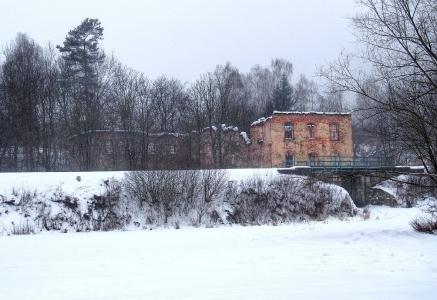Údolní mlýn, Radkov_2