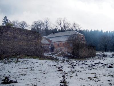Bývalá rychta ve Veveří_11