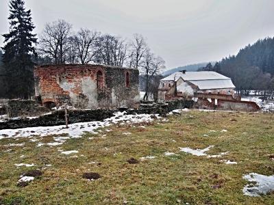 Bývalá rychta ve Veveří_12