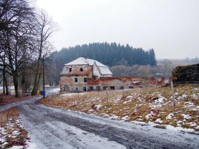 Bývalá rychta ve Veveří_14