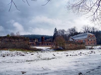 Bývalá rychta ve Veveří_15