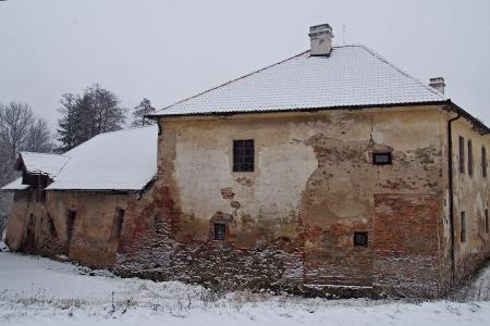 Starý zámek Jemniště._3