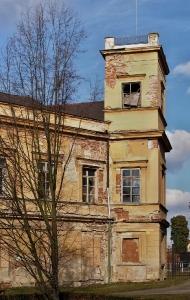 Zámek a park Veselí nad Moravou_7