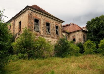 Zámek Cebiv