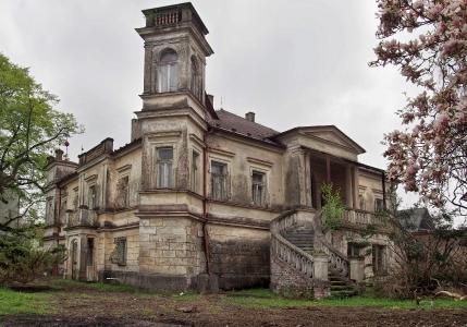 Zámek Domoradice