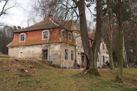 Zámek Elbančice