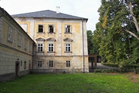 Zámek Hluboš_30