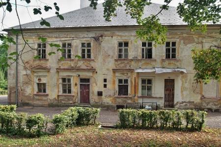 Zámek Hluboš_9